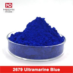 2679 Blue Pigment Used in Building Coating