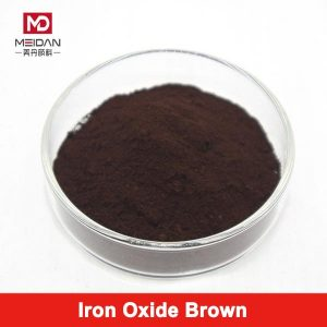 Brown Iron Oxide  for Concrete Cement