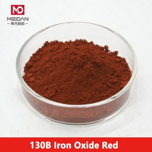 Red Oxide Pigment For Cement