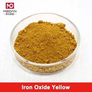 Synthetic Yellow Oxide Use in Plastic