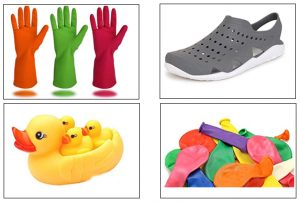 What is Effect of Adding Pigment Colorant on Rubber Goods